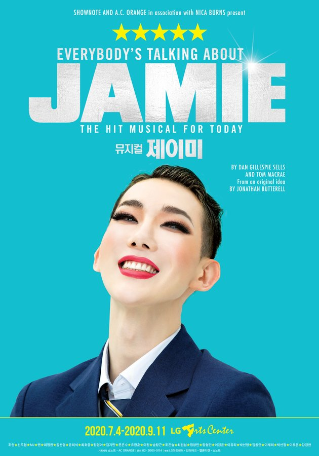 Everybody's Talking About Jamie, Jo Kwon